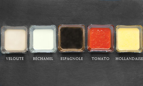Mother-Sauces