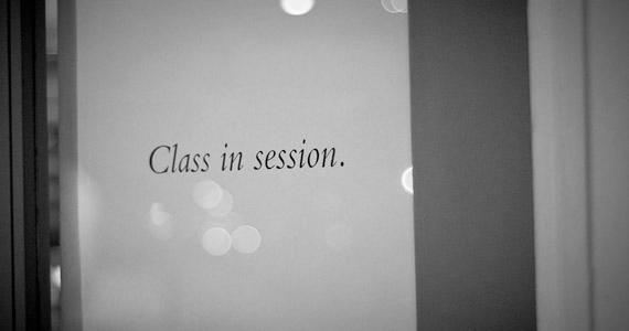 classinsession